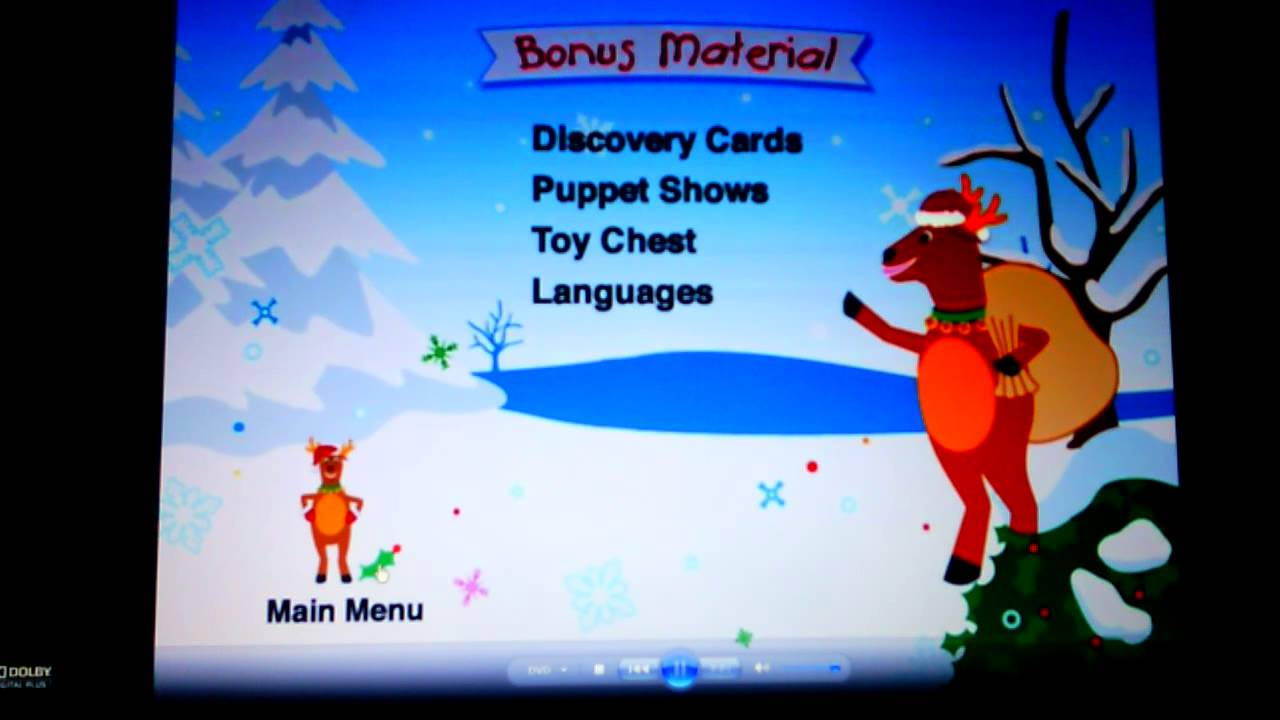 baby einstein- Baby Santa's Music Box - YouTube