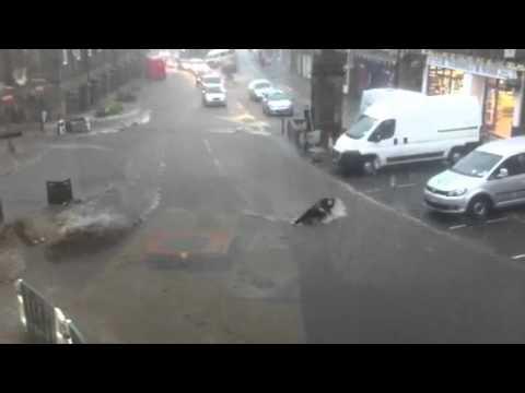 Alnwick Flood