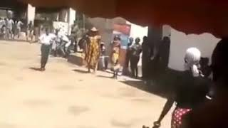 Kenya women prison model(Kenya comedy)
