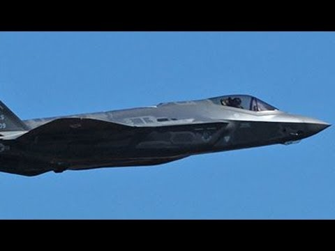 F-35 'WOLF PACK' travels from Kadena Air Base, Japan, to Kunsan Air Base, Republic of Korea!