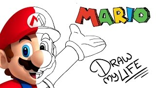 MARIO BROS | Draw My Life