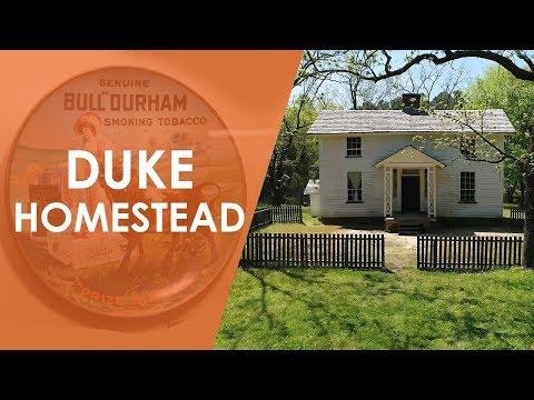 Duke Homestead State Historic Site   North Carolina Weekend   UNC-TV