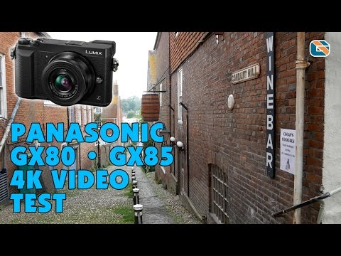 Repeat Panasonic GX80 GX85 4K Video Test #PanasonicGX80