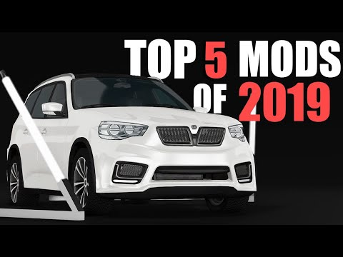 The Top 5 BEST BeamNG Drive Mods Of 2019!