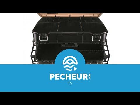 Valises à leurres MEIHO Versus VS 3080 - Coup de cœur Pecheur.com