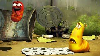 LARVA - Обертка пузыря | Мультфильм фильм | Мультфильмы для детей | WildBrain