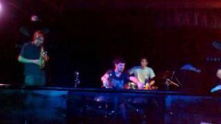 The Portico Quartet - News From Verona (live) at Manchester