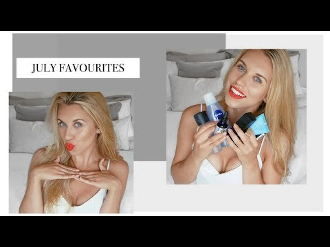 JULY 2017 MONTHLY FAVOURITES | Beauty Hacks & Bargains | Freya Farrington
