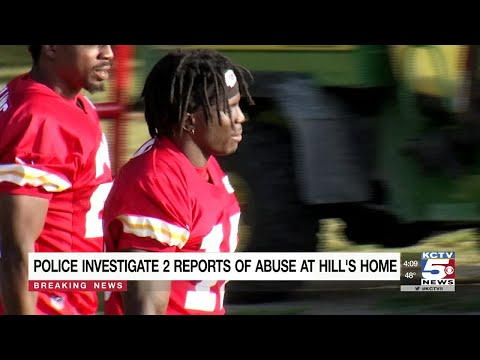 Kansas City Chiefs nightmare continues with Tyreek Hill news
