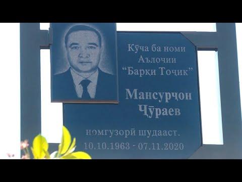 Кучаи Мансурчон Чураев