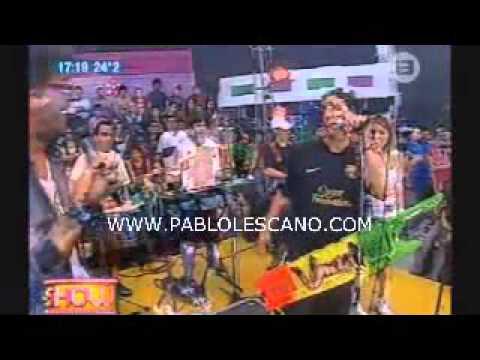 DAMAS GRATIS EN EL SHOW DEL TRECE PARAGUAY