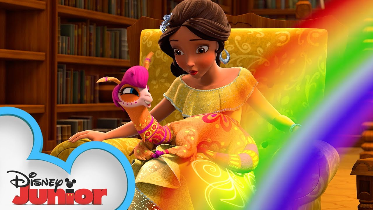 Download Modern Royal Family 👑| Discovering the Magic Within | Elena of Avalor | Disney Junior