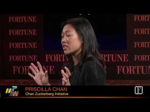 How Mark Zuckerberg and Priscilla Chan Work Together | Fortune Most Powerful Women