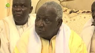 Message de bienvenue du Khalif Général des Mourides au Président Abdoulaye WADE
