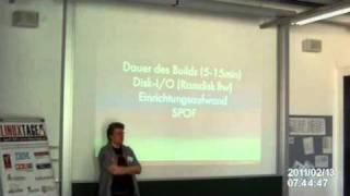 Grazer Linuxtage 2011: One-Click-Deployment und Continuous Integration