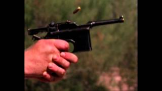 "Slow Motion: C96 ""Broomhandle"" Mauser"