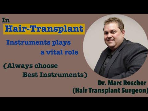 GURU instruments Encouraging testimonial by Dr. Marc B Roscher (Durban ,South africa)