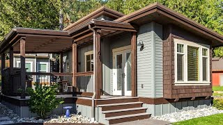 Very Nice Little Cottage Tiny House on 14 acres For Sale  | Tiny House Big Living