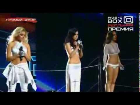 Serebro - Malo Tebya Live!!! Премия MusicBox 2013