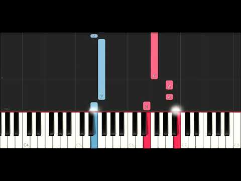 2 Chainz - I'm Different (SLOW EASY PIANO TUTORIAL)