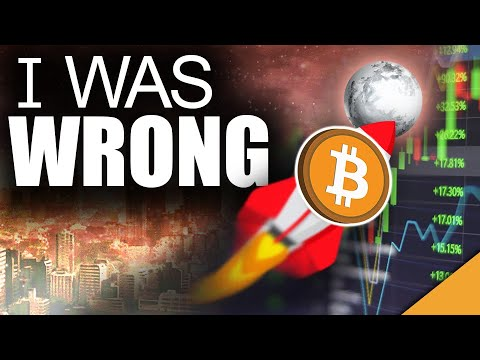 Bitcoin News: I Was WRONG About Bitcoin (World Reserve Currency?)