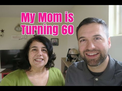 Asking My Mom on Turning 60 (and Being Cured of Eczema)