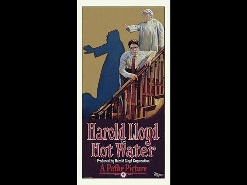 """Casado y con suegra (""""Hot Water"""", 1924)"""