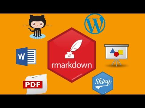 R Markdown Output To HTML Web Page Word Slides Shiny Dashboards Wordpress Git Hub PDF Kindle Ebook