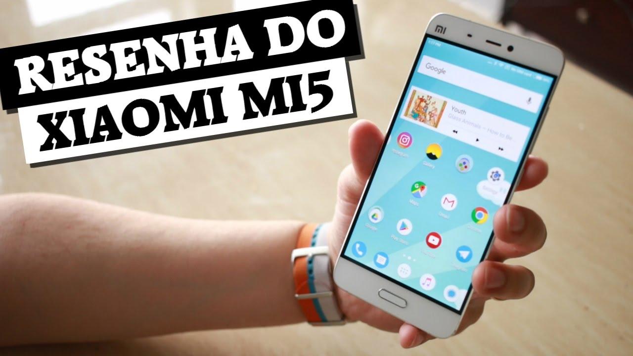 Resenha do Xiaomi Mi5!