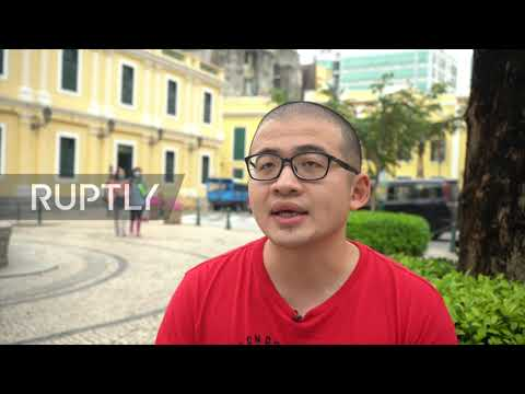 Macao: Gambling Mecca Macau Still Empty Amid Coronavirus Outbreak