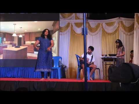 "Sangamam 2017 - Tamil Play ""Itharku Thaney Aasaipattai Balakumara"""