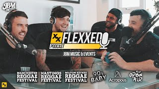 How are event promoters handling the COVID-19 pandemic? | Flexxed Podcast #006 ft. JBM Events -