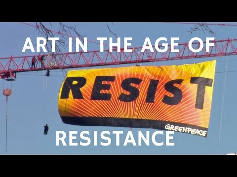 Art in the Age of Resistance  (The Broadway Radical Podcast #1)
