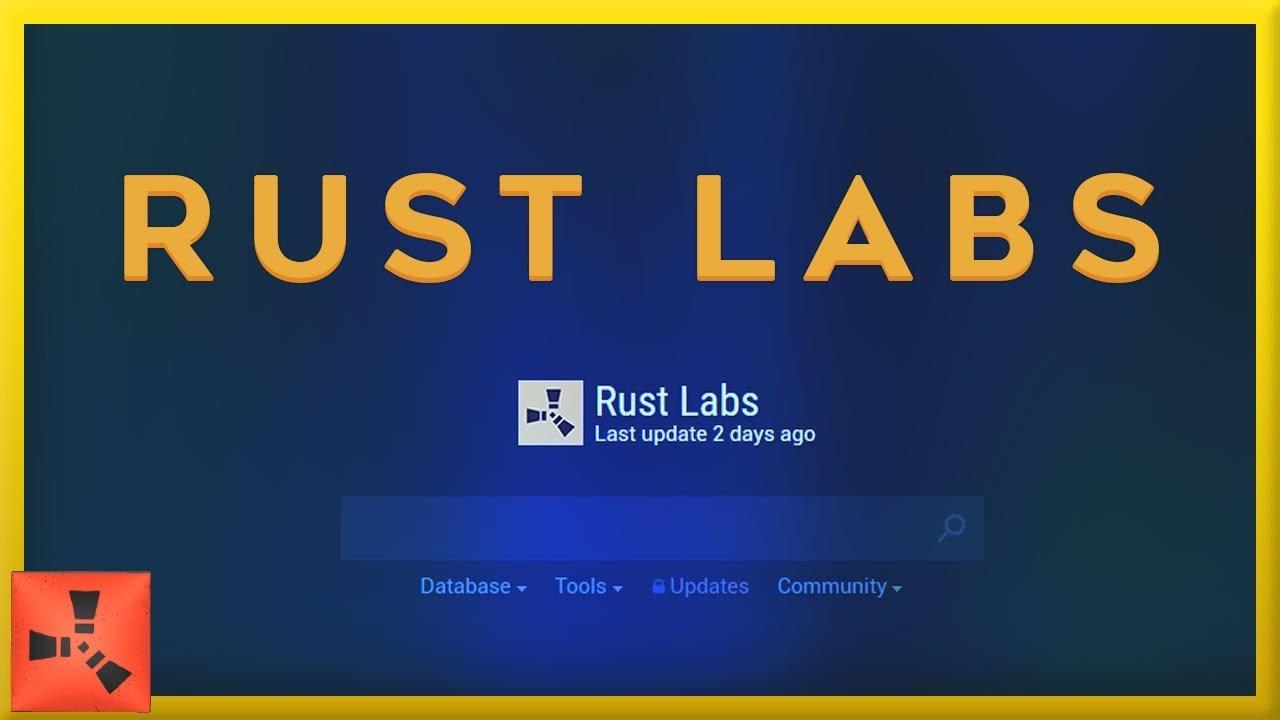 Rust Labs   Rust Info & more