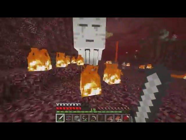 Minecraft Windows 10 #5 : Fortaleza Do Nether ?? ‹ SleekPainter01 ›?