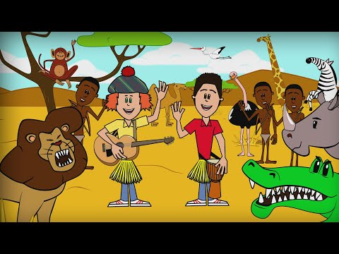 Tompeti és Barátai - Állati Afrika thumbnail
