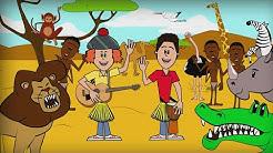 Tompeti és Barátai - Állati Afrika