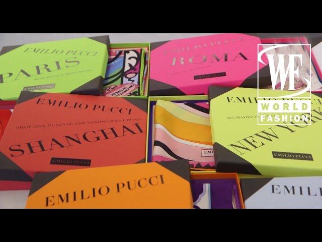Emilio Pucci «Elements» LVMH Les Journées Particulières 2016