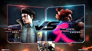 CEO 2016: Tekken 7 FR: TS Poongko vs. Aris [Exhibition Match]