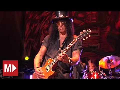 Slash ft Kennedy & The Conspirators - Anastasia | Live in Sydney