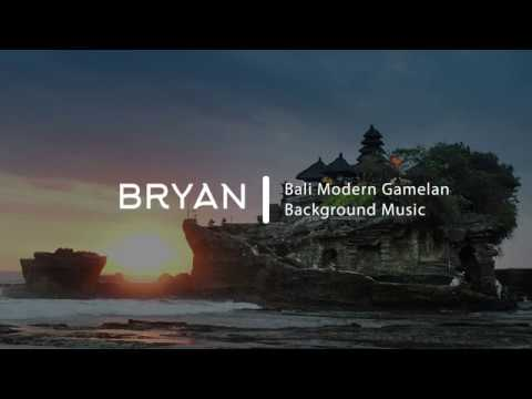 Bali Modern Gamelan Background Music
