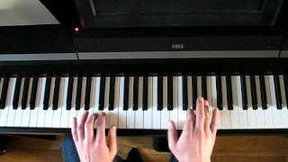 Paul Weller - You do something to me piano cover/accompaniment