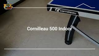 Cornilleau 500 Indoor at MSC office
