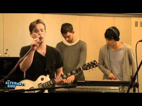 "The Naked and Famous - ""Punching in a Dream"" (Live at WFUV)"