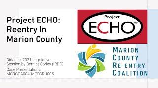 MCRC Reentry ECHO - Apr. 2021