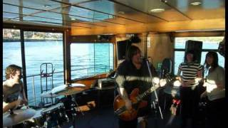 Johnny Casino & The Secrets - Harbour Cruise