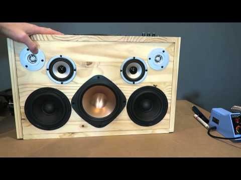 diy pelican boombox 39 the big ass wtf box 39 part 4 co. Black Bedroom Furniture Sets. Home Design Ideas