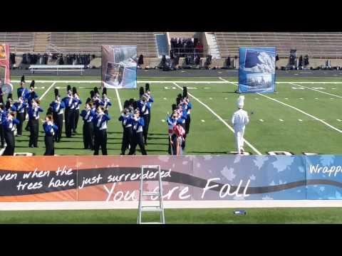 MAC Band- 2014-15. Pre-UIL practice