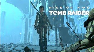 RISE OF THE TOMB RAIDER #11 - A CIDADE PERDIDA : A CIDADE CONGELADA - TOME O TREBUCHET