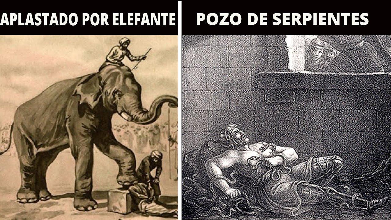 5 Ejecuciones Con Animales, Mas Escalofriantes De La Historia.
